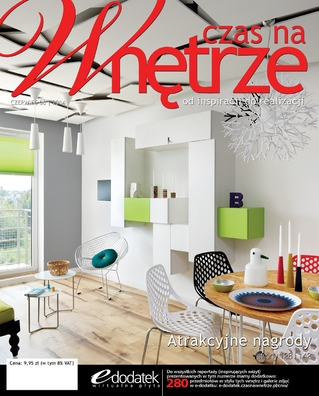 """W czerwcowym wydaniu magazynu """"Czas na Wnętrze"""" znajdziecie ciekawy artykuł o technice kolażu, a w nim dwie prace z naszej oferty: """"Moje miasto X"""" Ryszarda Gancarza i """"Ukochany"""" Joanny Styrylskiej-Gałażyn."""