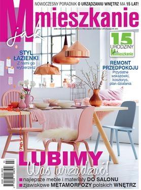 W jubileuszowym wydaniu magazynu M jak Mieszkanie znajdziecie sesję foto z mieszkania pełnego dzieł z naszej galerii. Warto zajrzeć, by przekonać się, jak nasze prace prezentują się w naturalnym domowym otoczeniu.