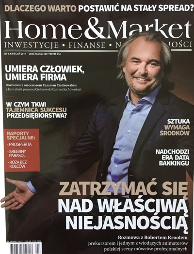 Home&Market: O kupowaniu sztuki...