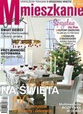 W grudniowym wydaniu magazynu M jak Mieszkanie znajdziecie obraz Blanki Dudek przywołujący wakacyjne, greckie klimaty. Dzieło jest propozycją do dekoracji salonu jednego z prezentowanych wnętrz.