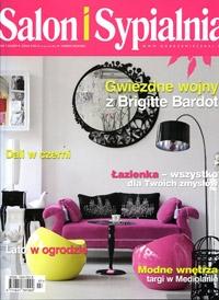"""Wakacyjne wydanie magazynu """"Salon i Sypialnia"""" poleca uwadze czytelników dwa dzieła z oferty naszej galerii."""