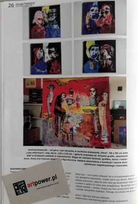 Nowy Magazyn: Sztuka nie gryzie