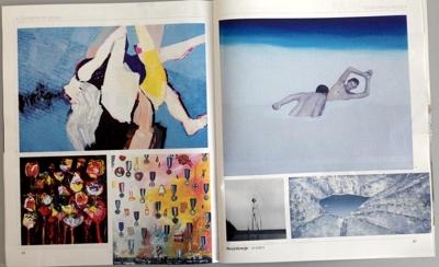 Rezydencje: Sztuka we wnętrzu skandynawskim
