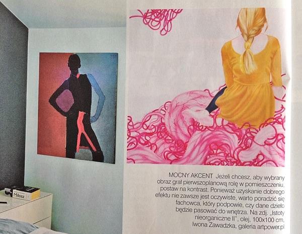 Trendy 2015/16: Sztuka w aranżacji