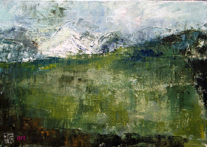 Harenda - góry