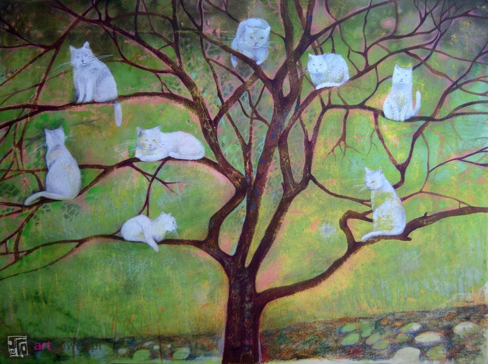 Drzewokoty