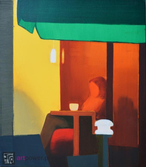 W kawiarni na rogu