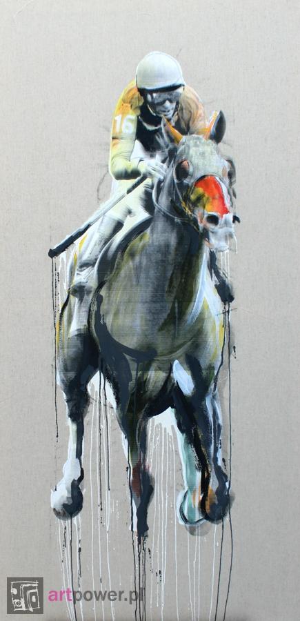 Jeździec X
