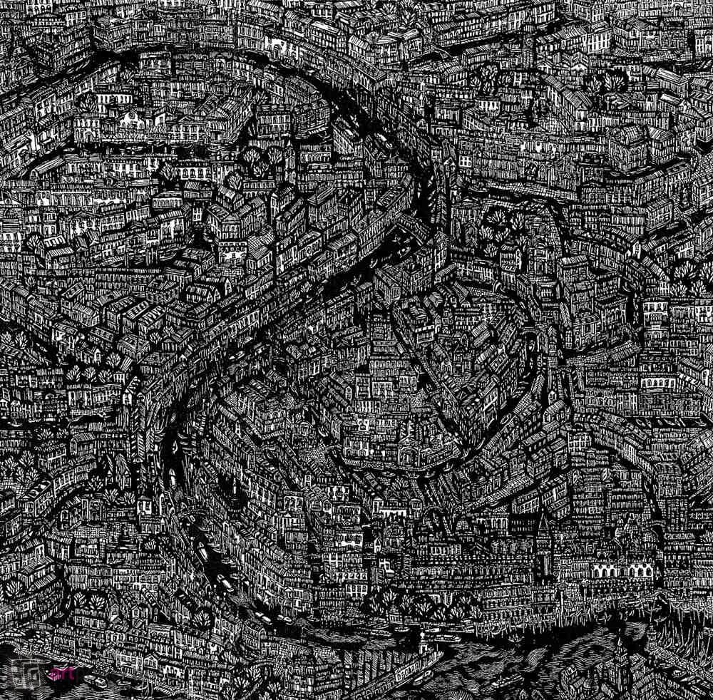 Wenecja - pejzaż klaustrofobiczny