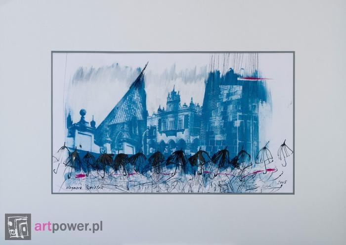 Parasolki w Krakowie