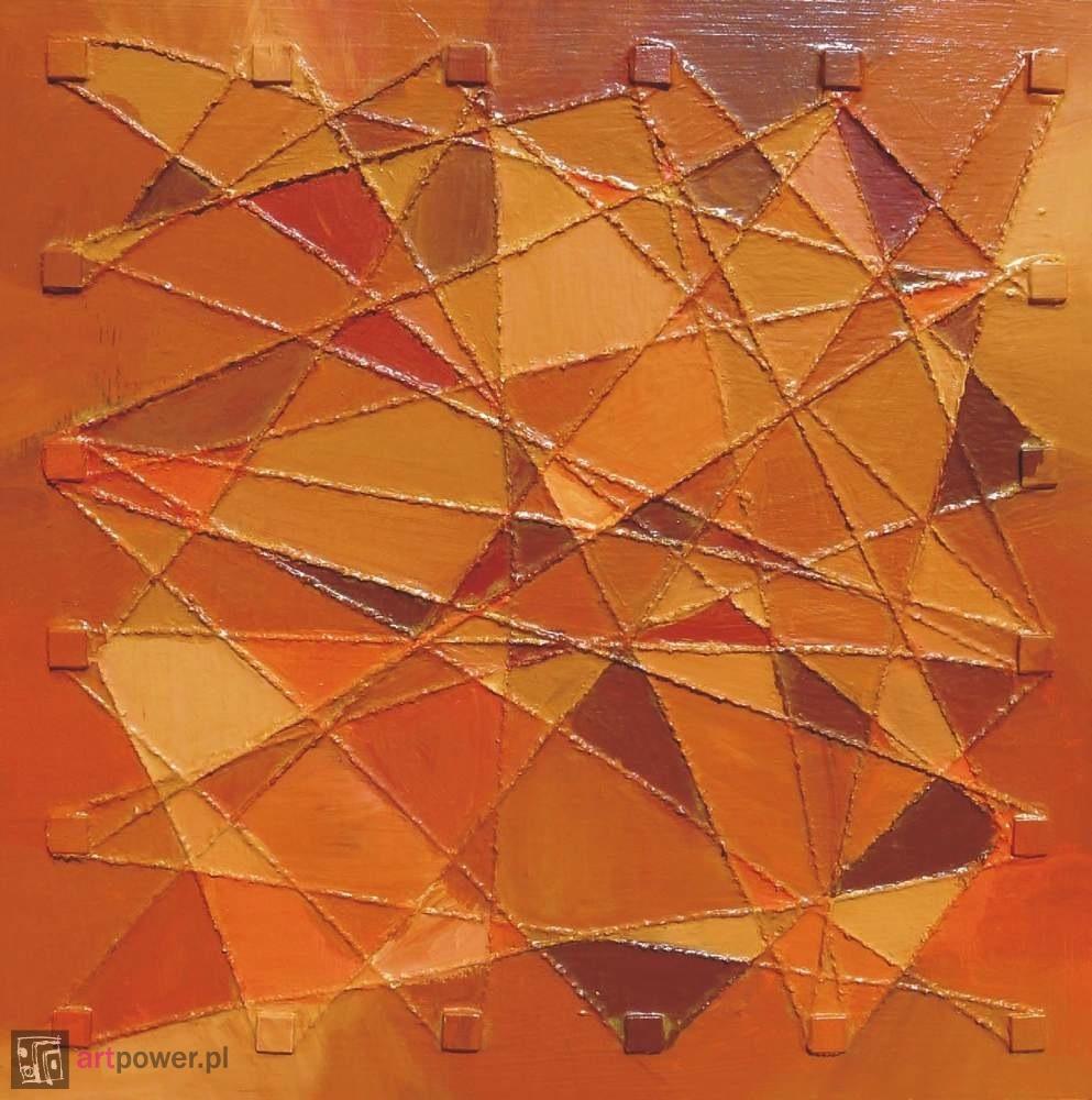 Kalejdoskop oranż