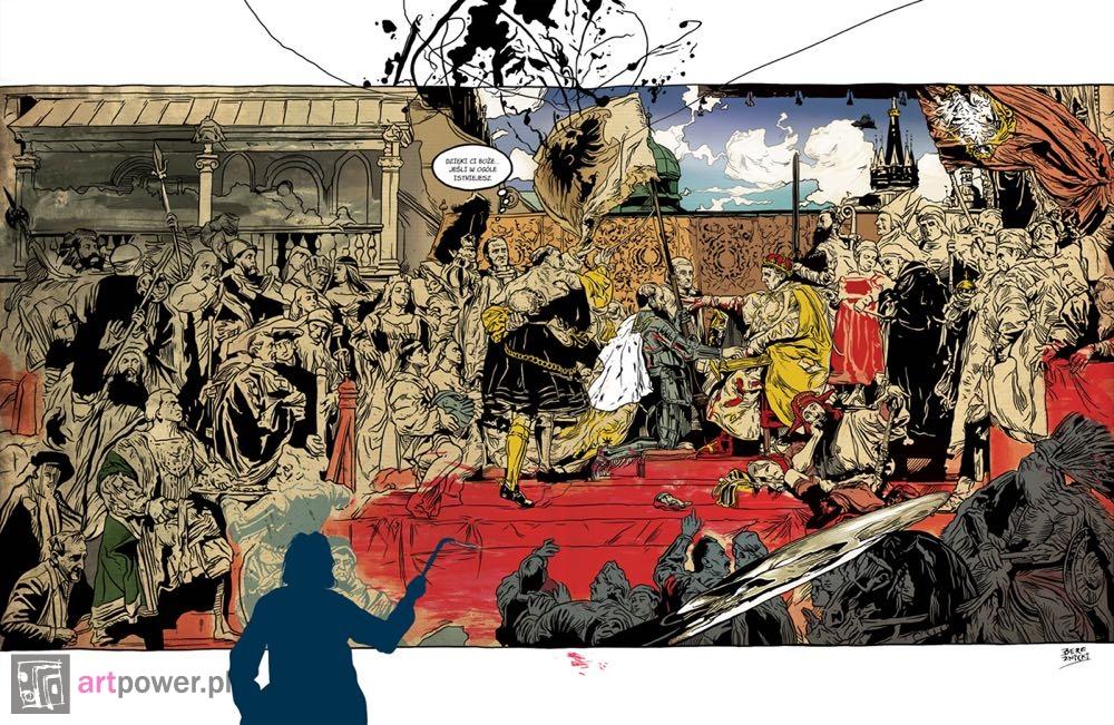 Święte królestwo - Hołd pruski