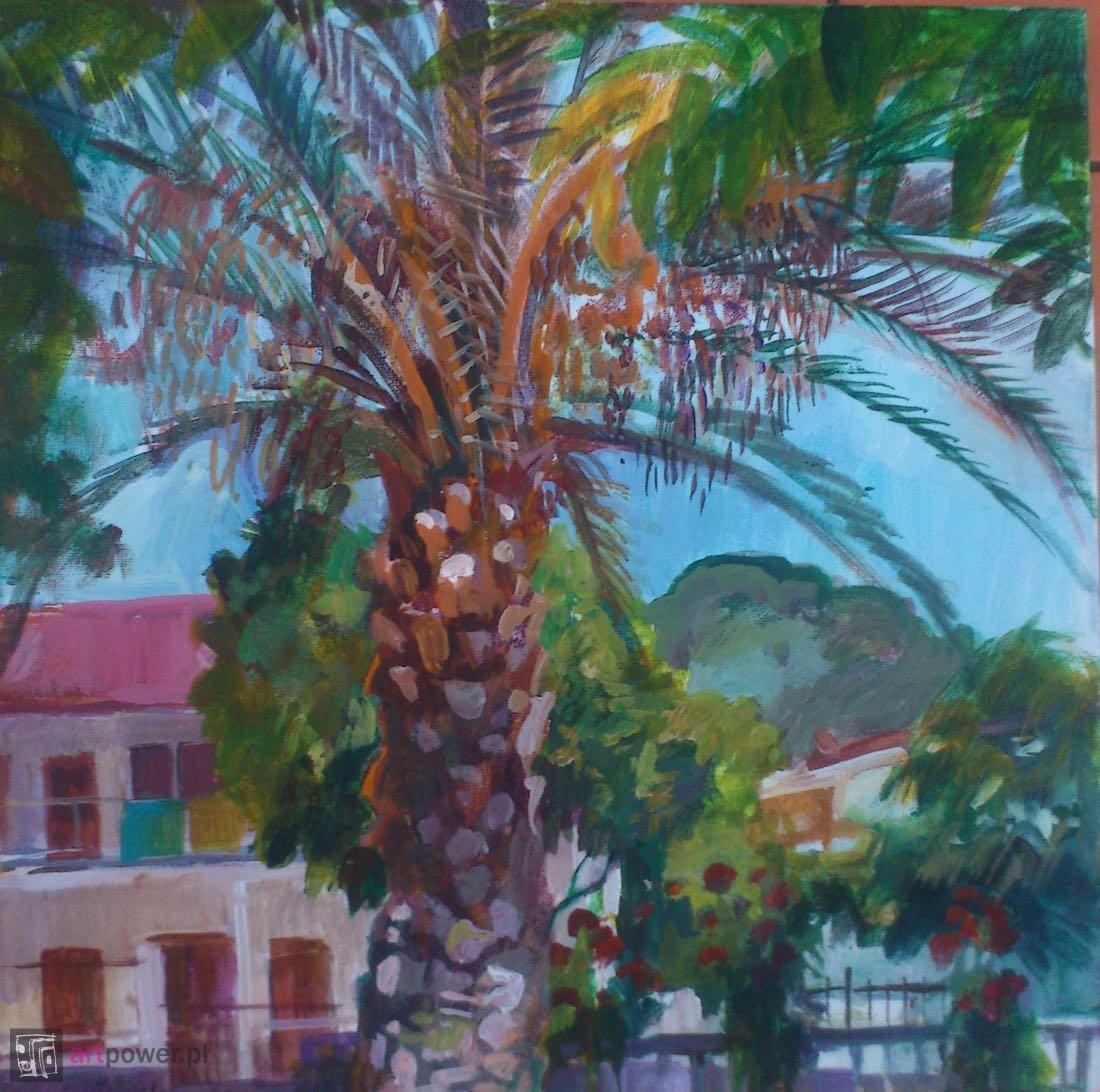 Palma. Grecja