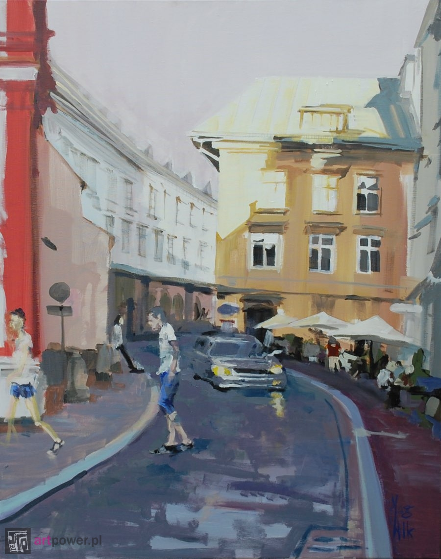 Zaułek św. Tomasza, Kraków