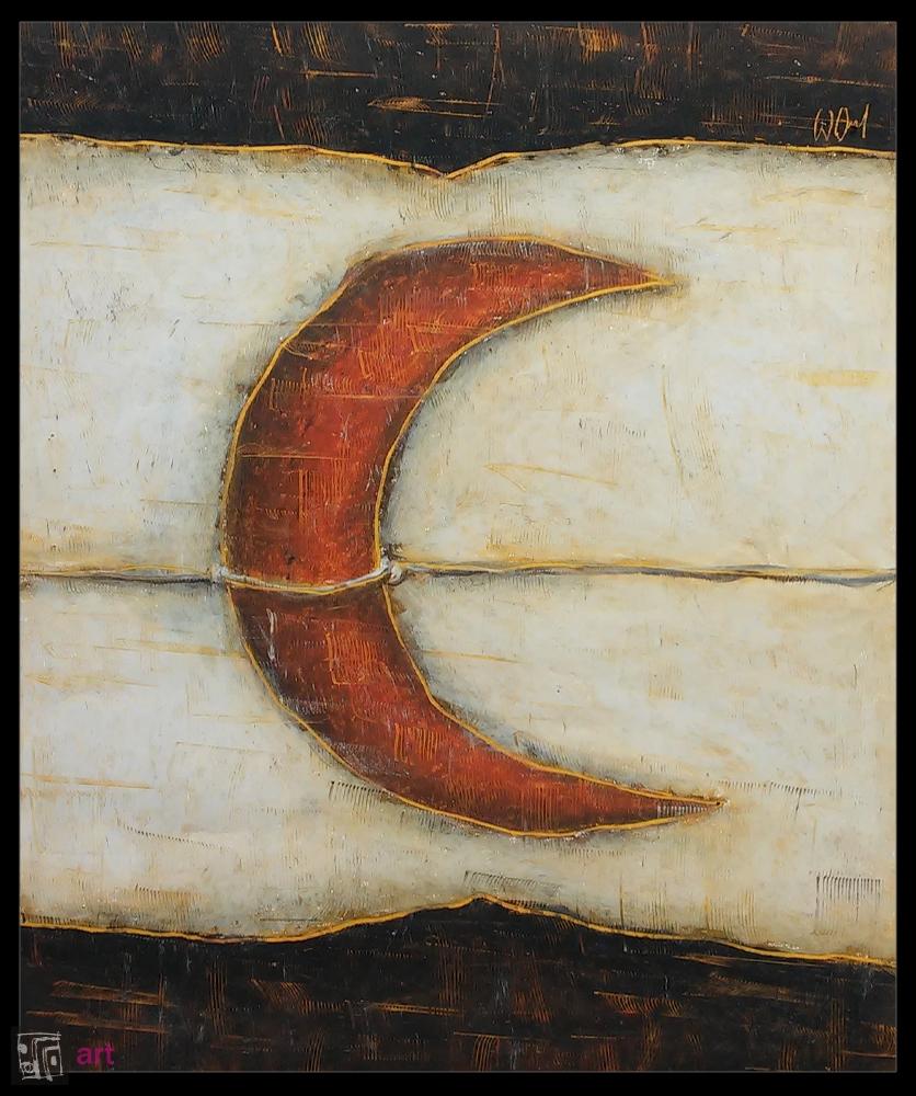 Księżyc splątany