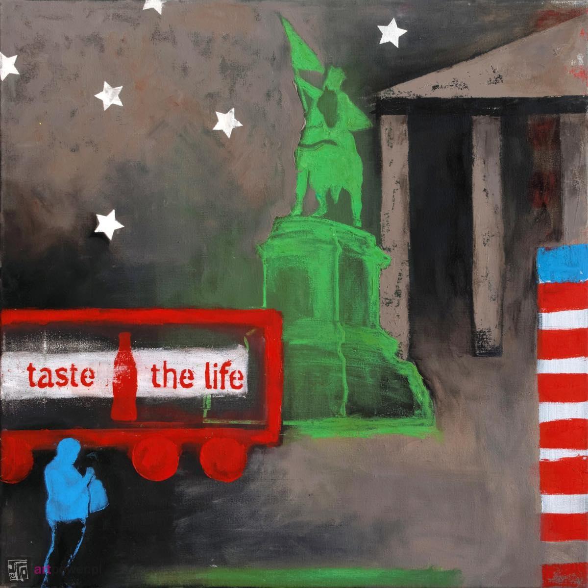 Taste the life
