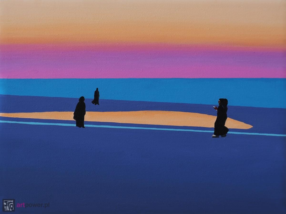 Zachód słońca III