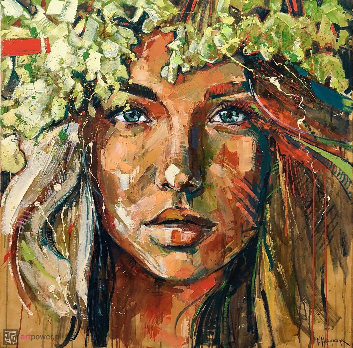 Portret XXXIV