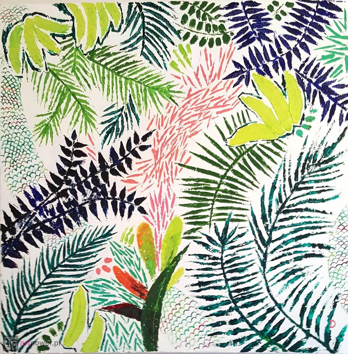 Primal jungle I