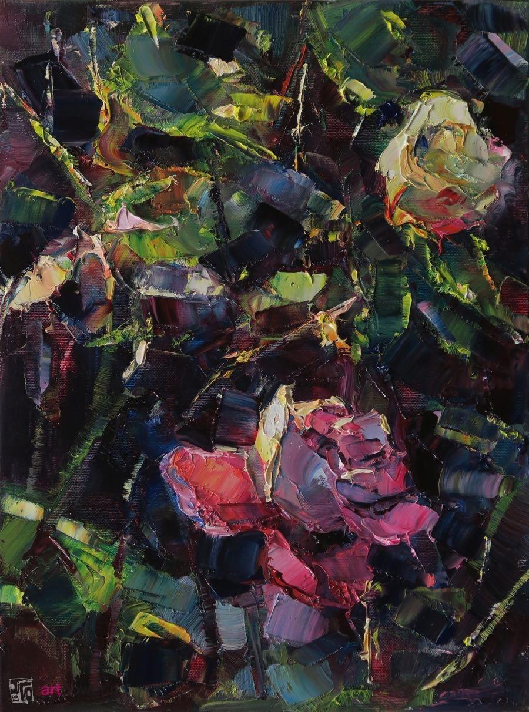 Ogród różany XXXVI