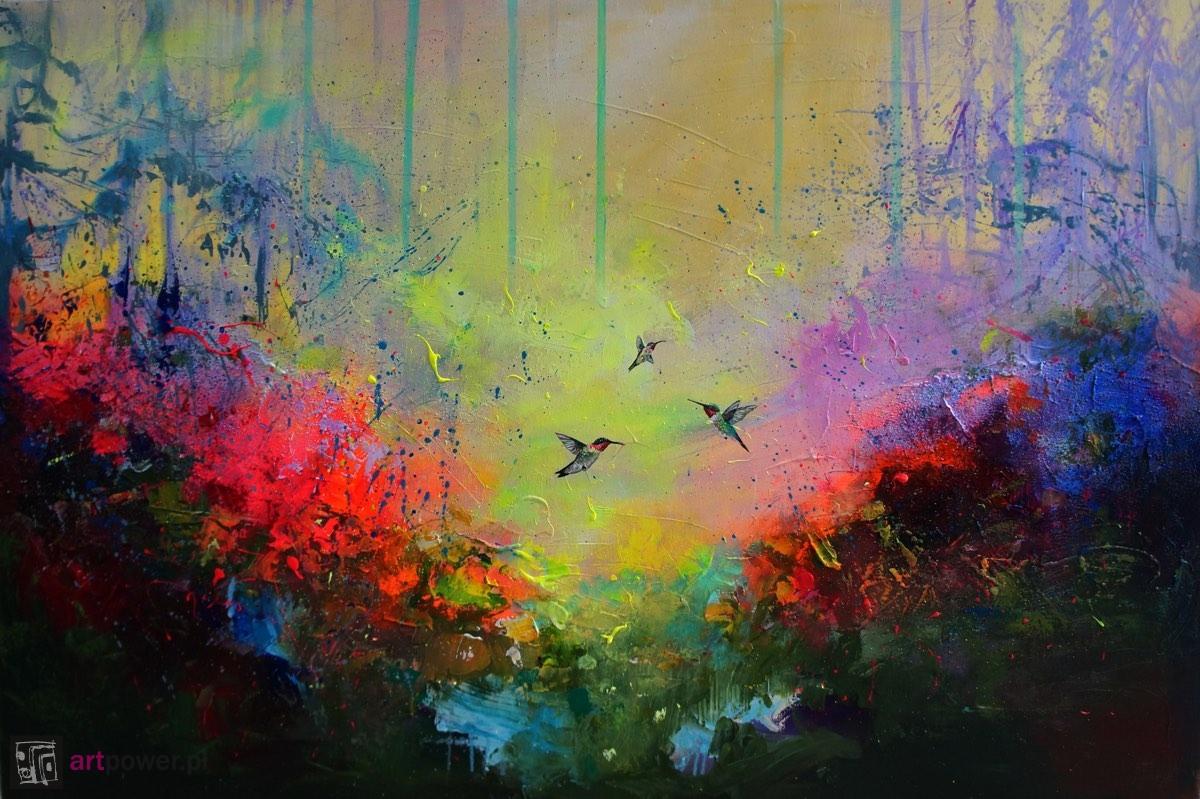 W krainie kolibrów
