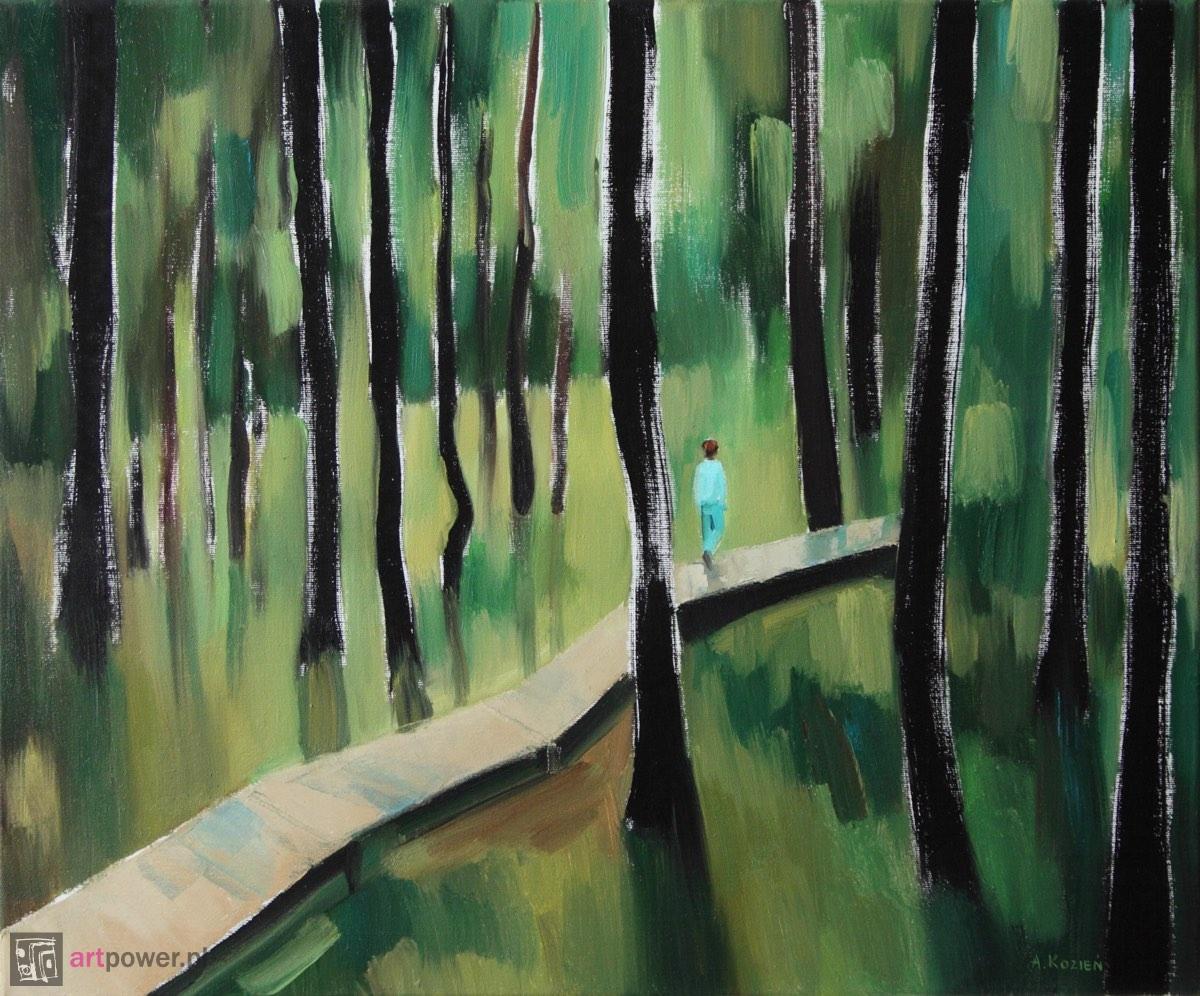 W lesie 1