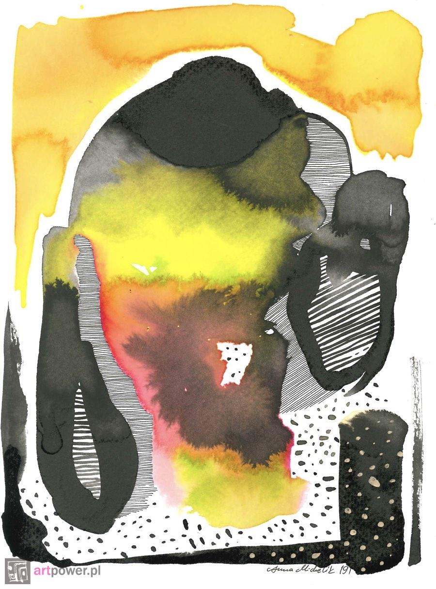 Portret abstrakcyjny