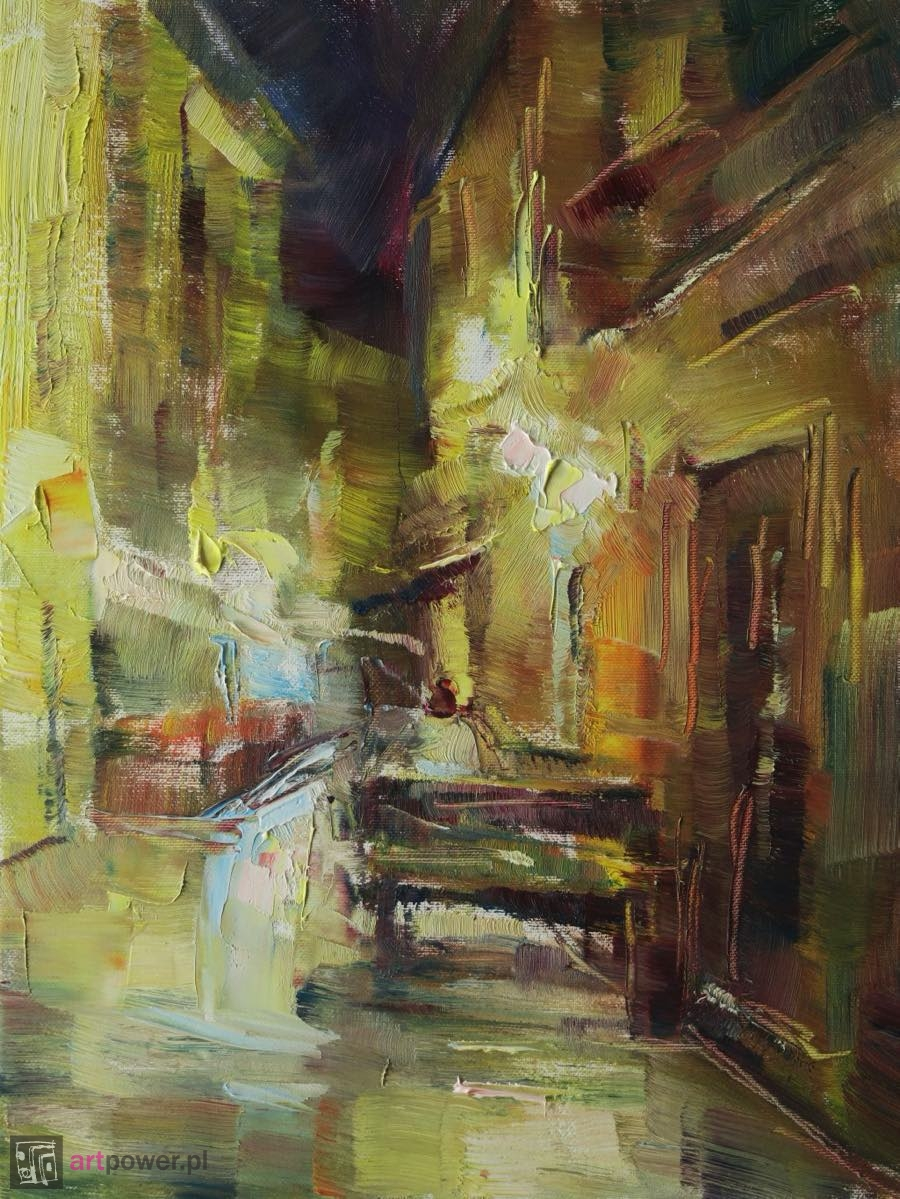 Nocna uliczka III