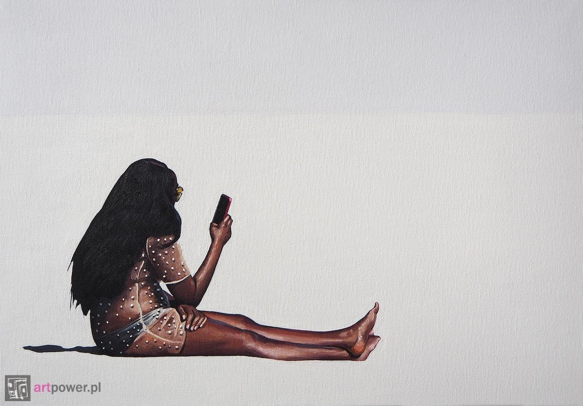 Wenus z telefonem II