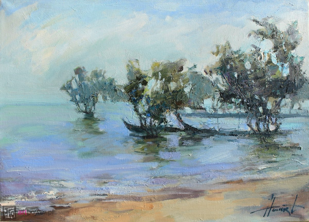 Wybrzeże - przepływ