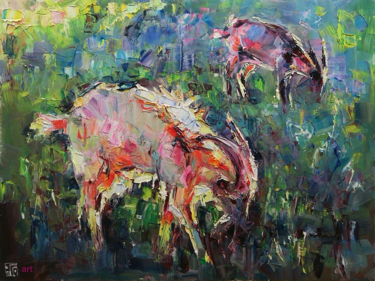 Alpha goat II