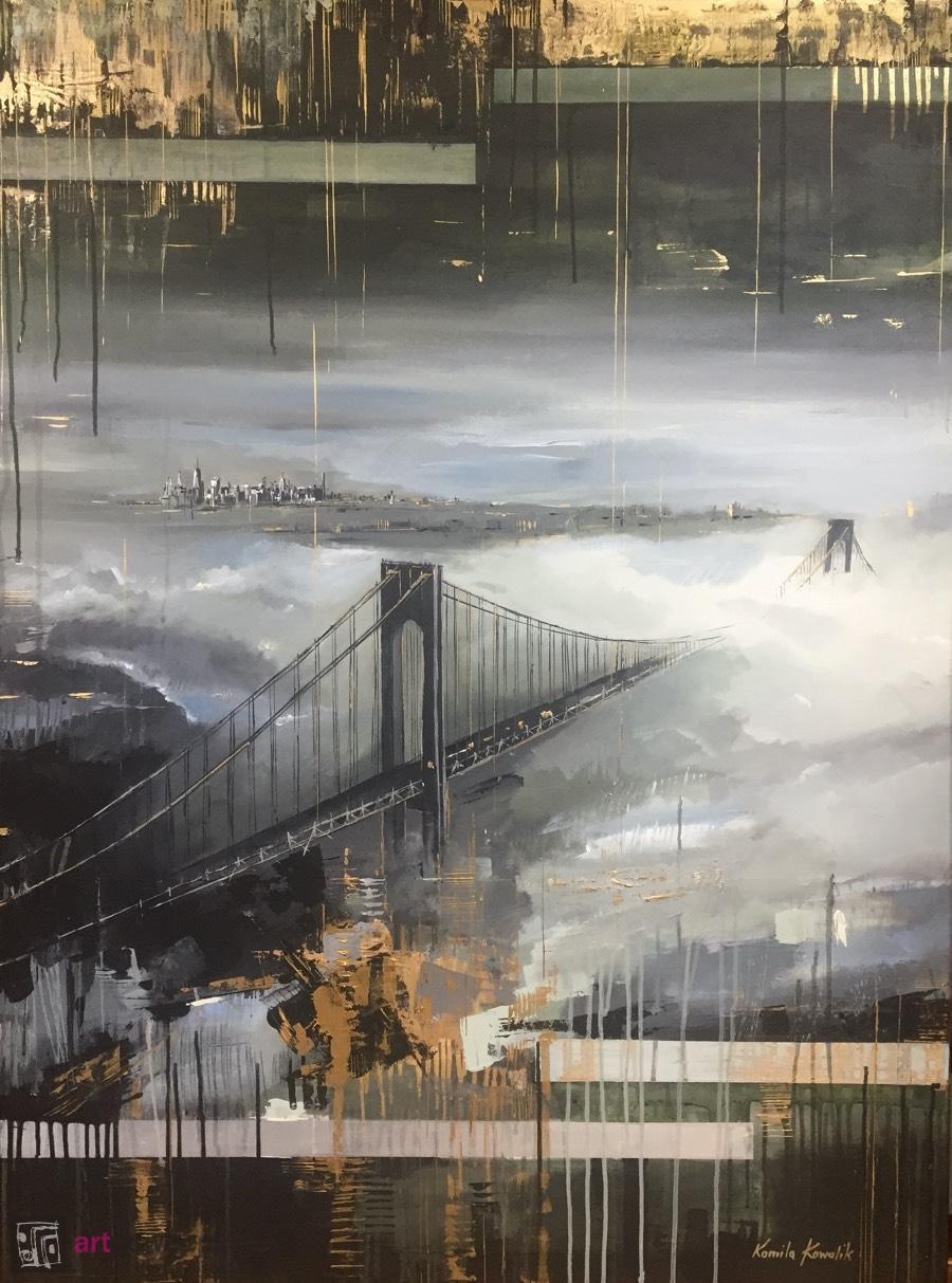 Verrazano - Narrows Bridge NY I
