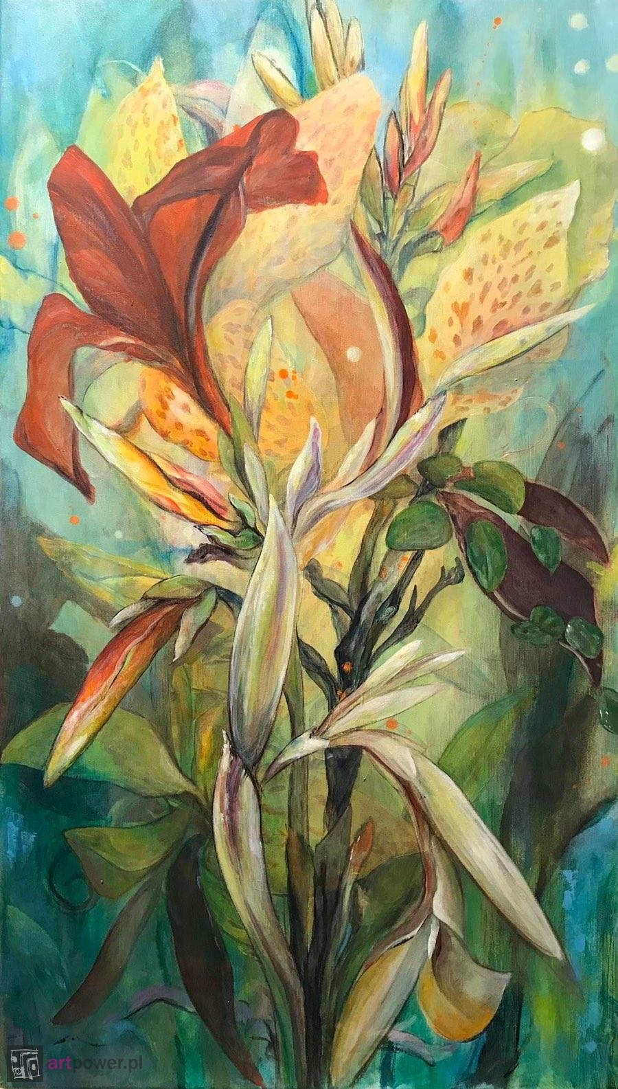 Feeria kwiatowa XV