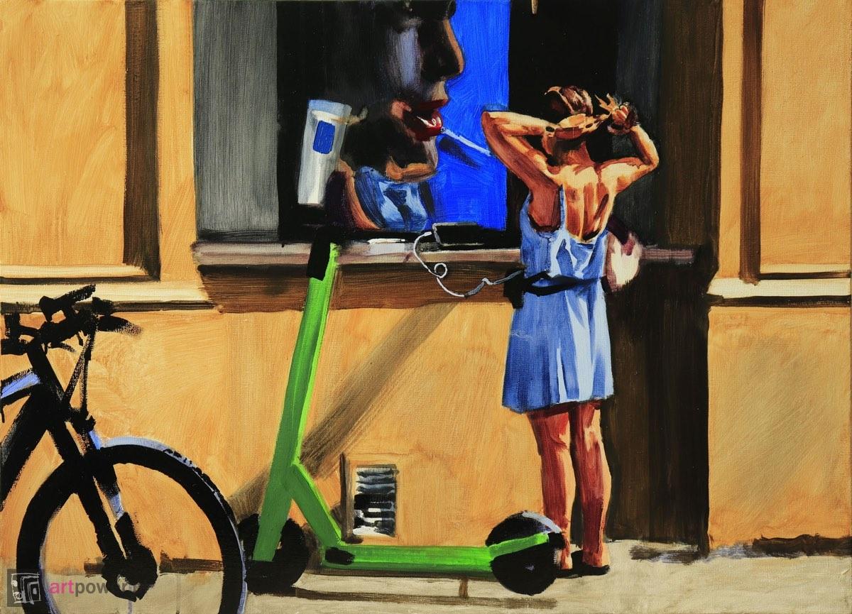Dziewczyna w lustrze