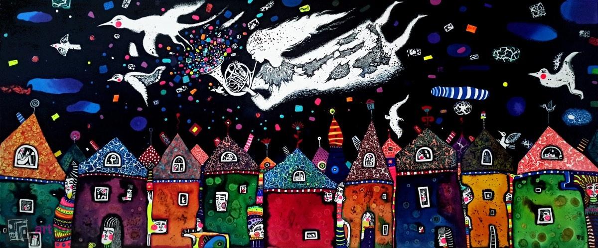 Nocna fantasmagoria