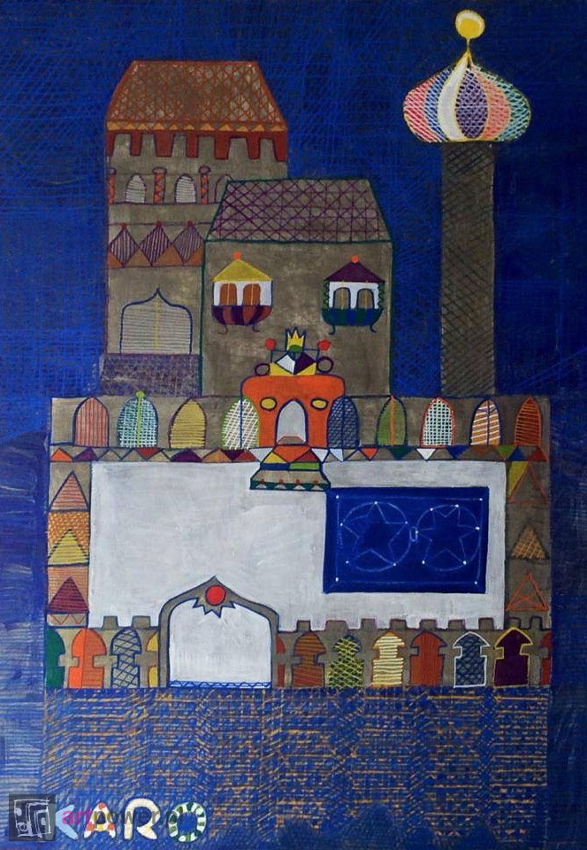Niebieski Zamek