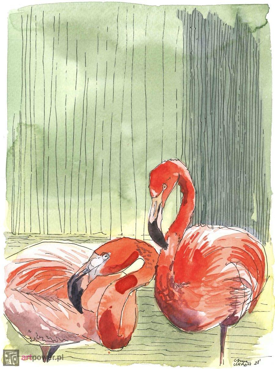 Flamingi I
