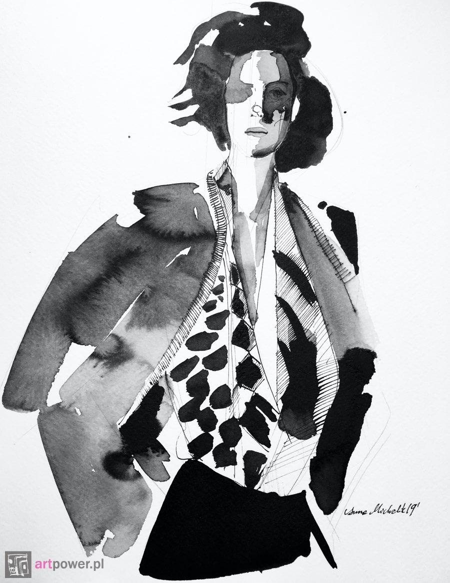 Kobieta modna