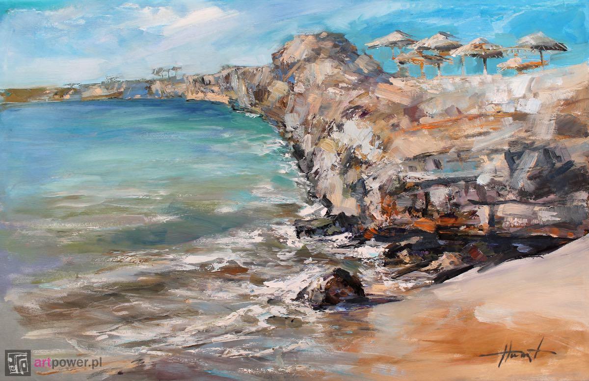 Zapomniana plaża 1