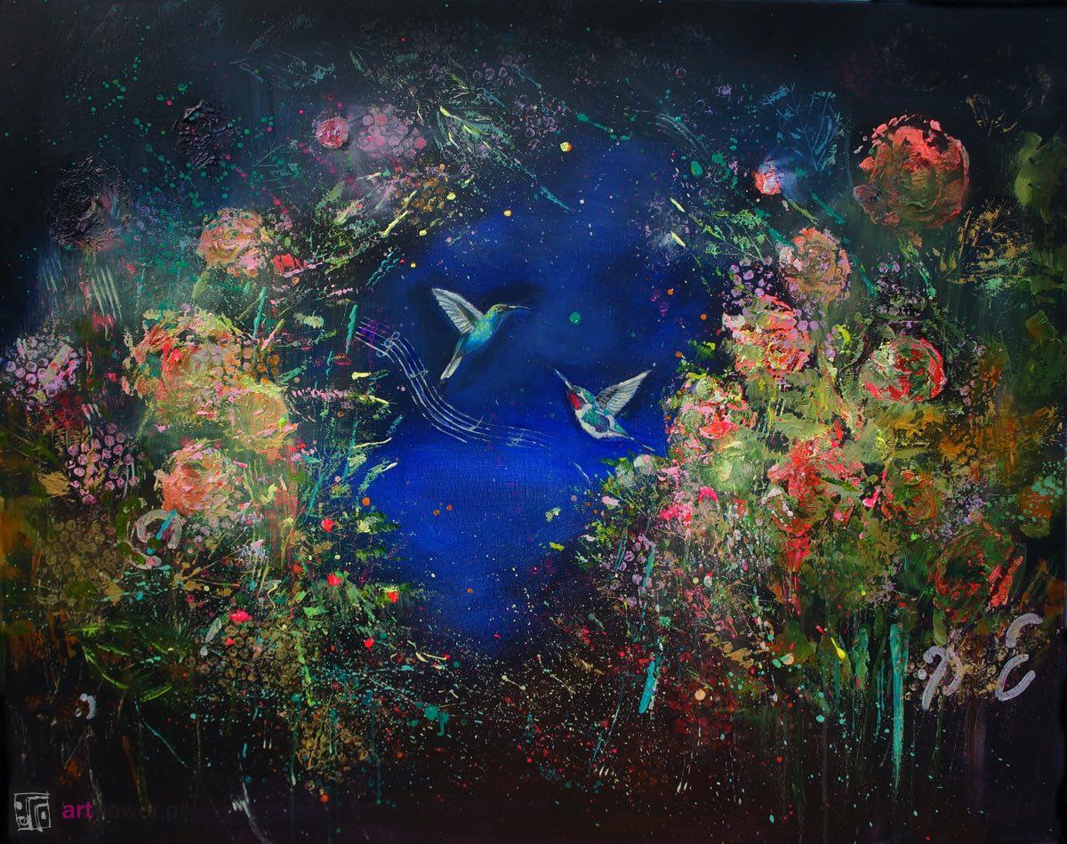 Śpiew kolibra