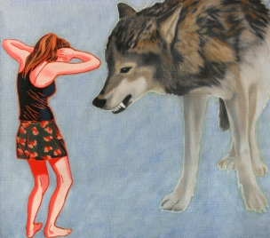 Biały wilk III
