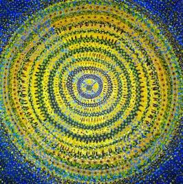 Mandala okręgi