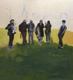 Wystawa Wilhelma Sasnala w galerii Foksal