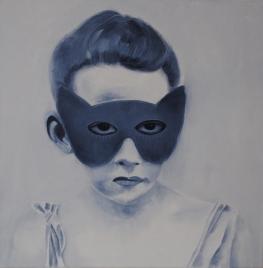 Sweet nightmares - Dziewczyna w masce