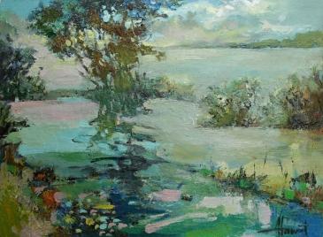 Jesień nad rzeką 2